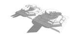 Lorkaines P-tek turrets by madcomm