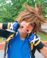 KH II - Try to Smile! by AriB-Rabbit