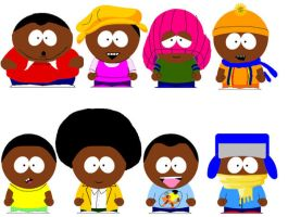 South Park Fat Albert Movie by Aiko-chan12