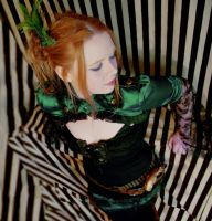 Steampunk Overbust Jacket by SteamSociety