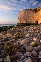 Etretat II by one-shot-below