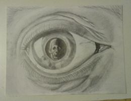 Eye (''Escher'') by ISBAX