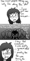 The truth by Creeperchild