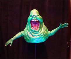 Fullsize Slimer display light by MR-BARLOW