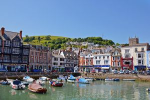 Dartmouth harbour by Irondoors