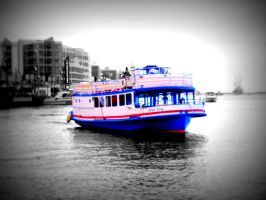 Ferry To A New World by soon2bMrsEvans