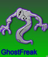 BEN10 I.G.: Ghostfreak by Hero-Jaxx