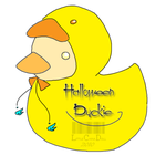 Halloween Duckie by LCD-Production