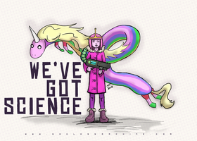 We've Got Science by godlessmachine