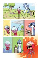Regular Show 19 by dfridolfs