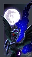 The Mare on the MOON by 14-bis