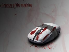 Revenge Of The Machine II by paskoff