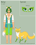ToS - Behar Reference Sheet by theRainbowOverlord