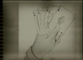 A winning hand by TheR-tist