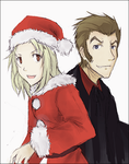 Late Merry Christmas, Shinsen by ffSade