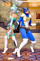 Tiger and Bunny: Let's Believe Heroes by MomoKurumi