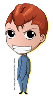 Commission - Chibi Kuwabara by Satine-Black