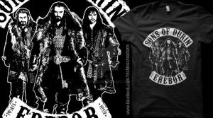 Sons of Durin by Pichins