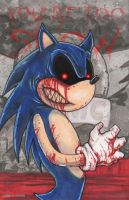 Sonic.exe Creepypasta by ChrisOzFulton