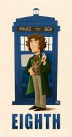 08 Eighth Doctor by Erich0823