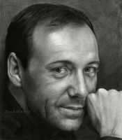 Kevin Spacey by Thubakabra