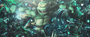 TMNT by Alpine-GFX
