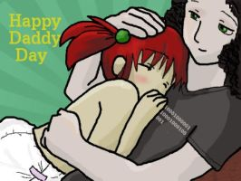 Happy Daddys Day by toddlergirl
