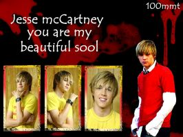 jesse mccartney blood by 100mmt