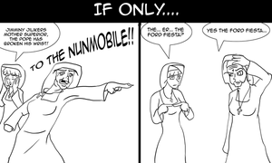 If Only... Nuns by Crusader1089