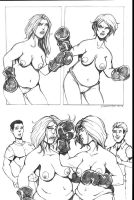 My Wife Can Beat Up Your Wife... by pseudostyle
