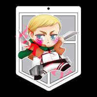 Erwin smith CHIBI by ernn
