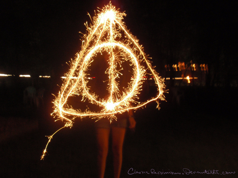 DevID_Deathly Hallows by classicpessimism