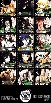 ENP New Icons 2015 by xBerserkDrew