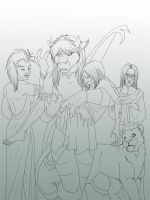 Welcome to Nera'thor WIP by Mirri