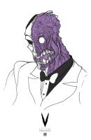 Two-Face by MurderousAutomaton