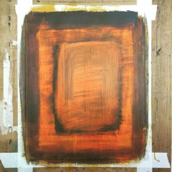 Untitled Rothkoesque by ATCdW