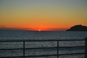Sunset at mazatlan Sinaloa by noohohIcant