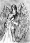 Love the fallen angel by Sarah--AS