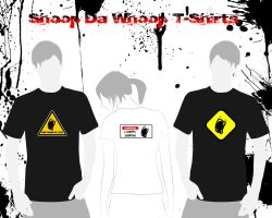 Shoop Da Whoop shirts by CamelE
