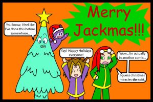 You know Jack Xmas by KingMonster