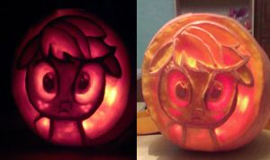 Pumpkin Jack by bartkoju