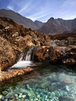Fairy Pools by Vega59