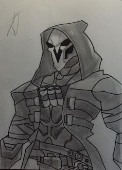 Reaper by SonicLucario