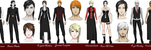 More Black Butler OCs? Why Not? 8D by fushigi-no-kuni-oujo