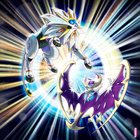 Solgaleo and Lunala