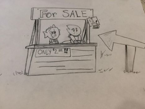 Brother for sale by FiremanHippie
