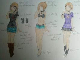 Outfit Design #1 by navii16