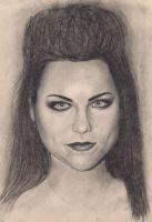 Amy Lee by Fragilew