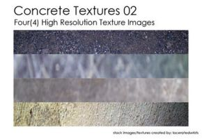 Concrete Textures by laceratedwrists