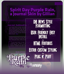 Purple Rain by GillianIvy